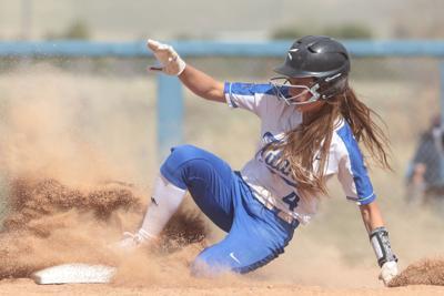 Thunder Ridge softball
