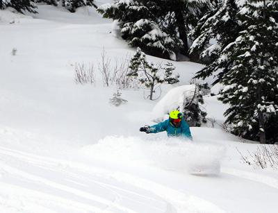 Lookout Pass first Idaho ski resort to open