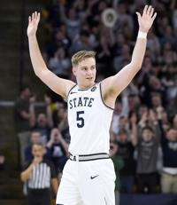 Utah State's Merrill may go in NBA Draft