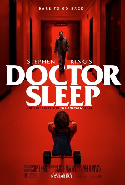 Movie Review - Doctor Sleep - poster