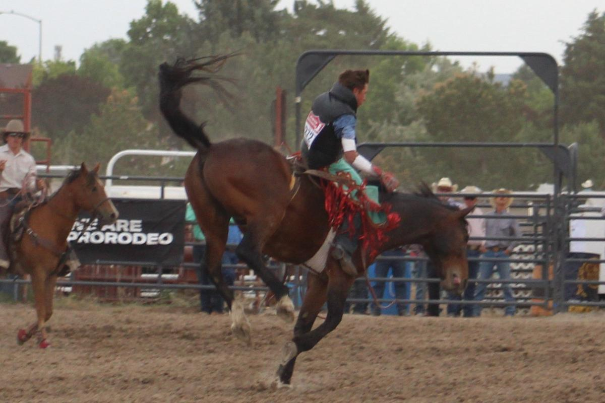Victor's Cooper Cooke is World Reserve Champion All-Around Cowboy