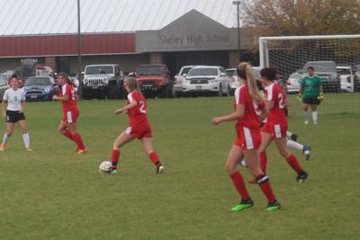 District 6 Soccer Tournament underway