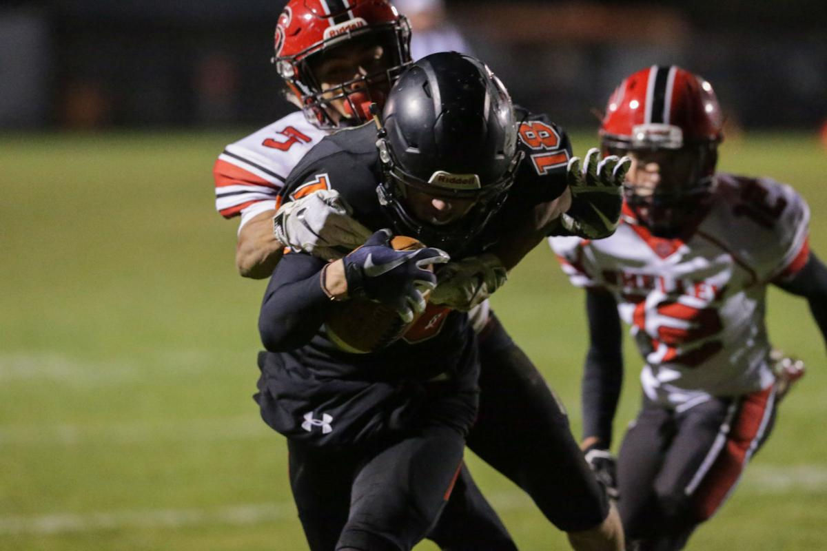 Football notebook: Some of week eight's best performances
