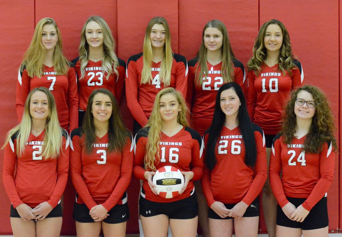 CHS volleyball season wraps up