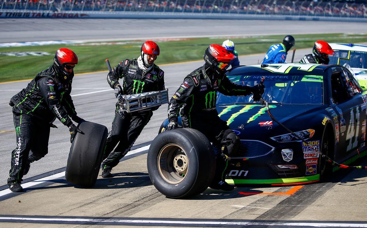 Busch loss raises questions about NASCAR officiating