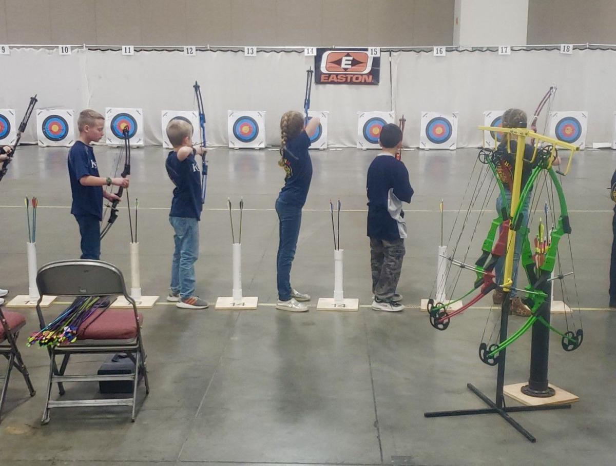 Archery classes beginning at Ririe, clubs on the way