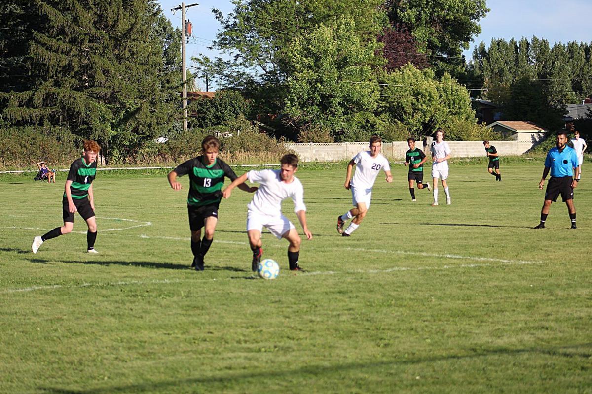 Blackfoot hosts boys' soccer jamboree