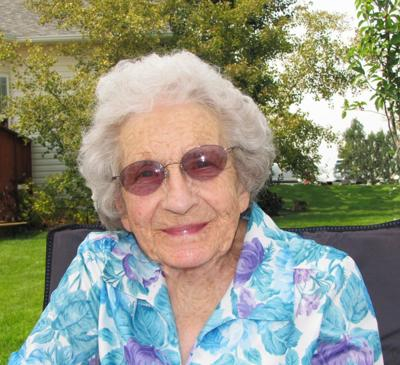 Reva Beyeler celebrates 100th birthday