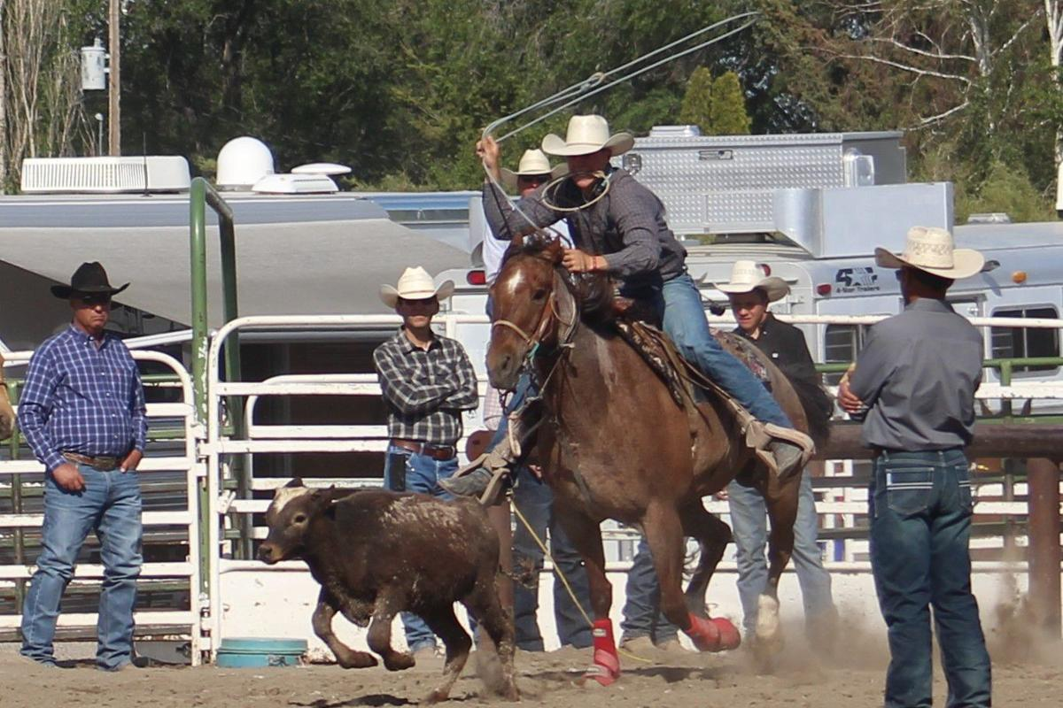 Tie down roping title goes to Hunter Roche