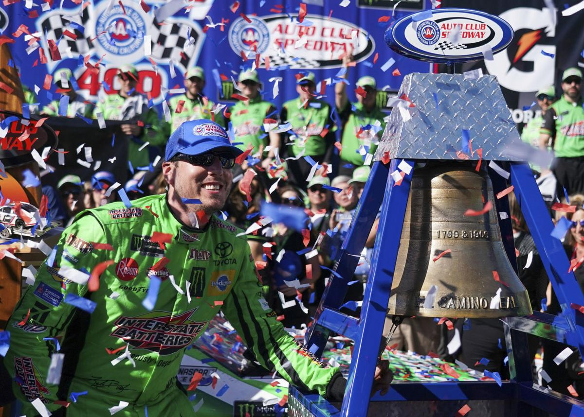 Kyle Busch's mark stands on its own not vs Petty's