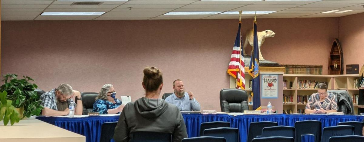 Firth School Board discusses road ahead