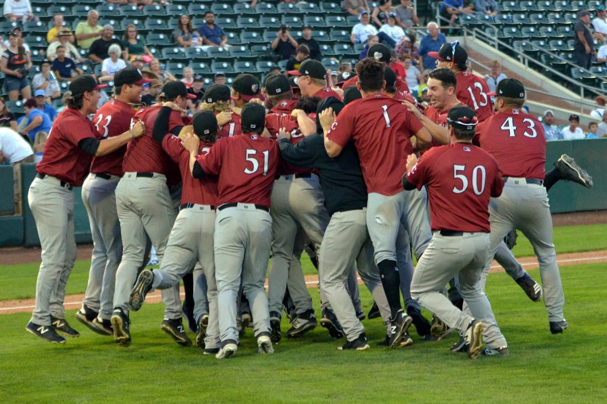 Chukars defeat Raptors to win Pioneer League title