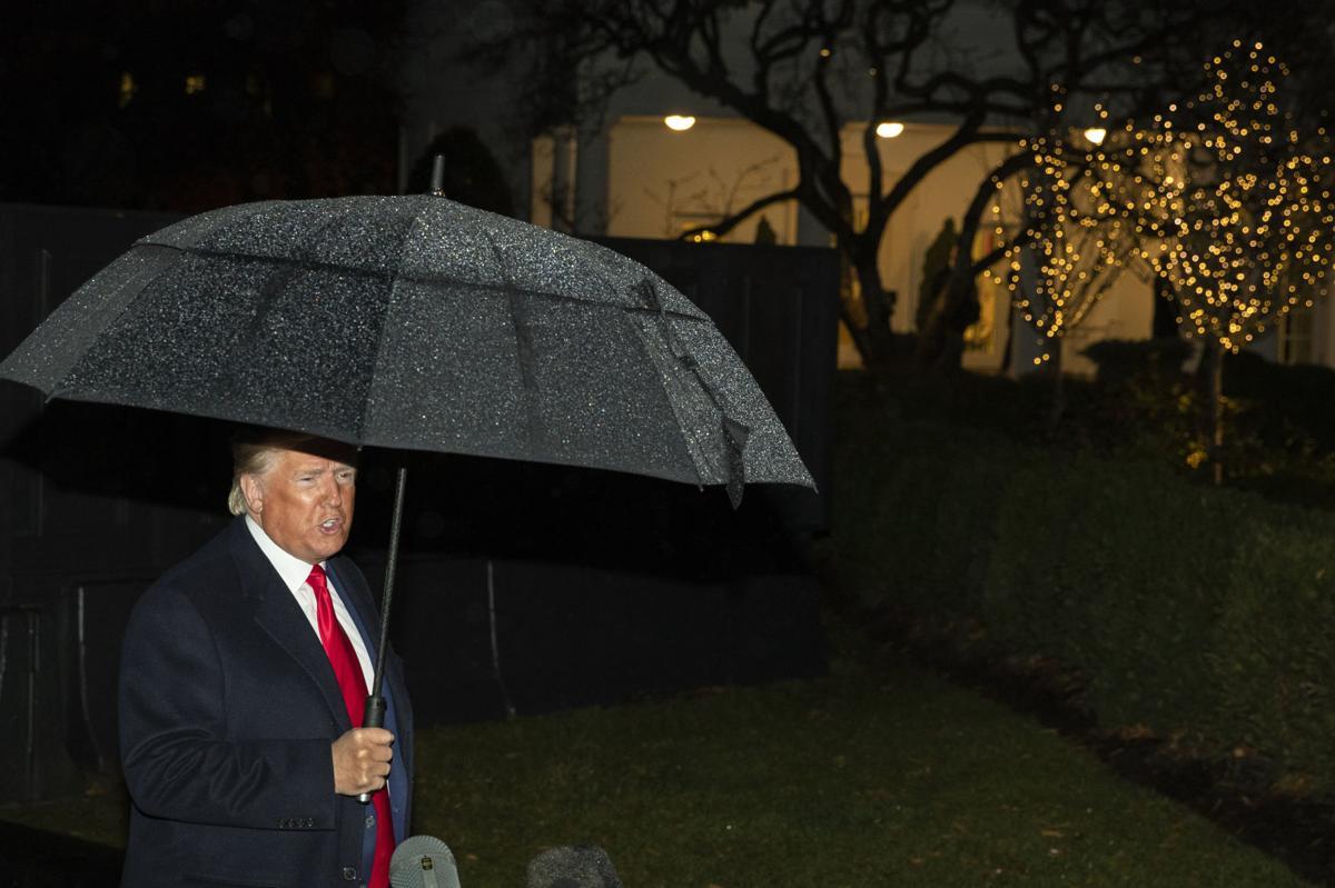 Democrats unveil impeachment charges; Trump left 'no choice'