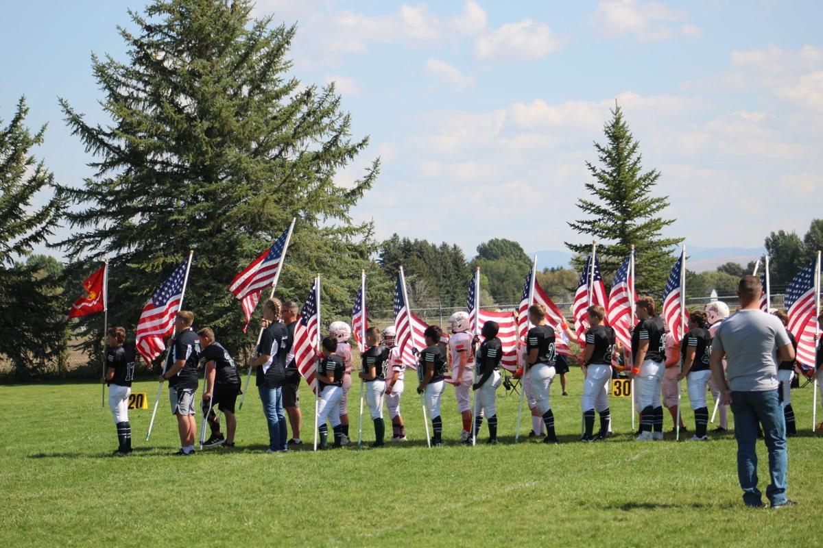 Patriots Day Celebrations