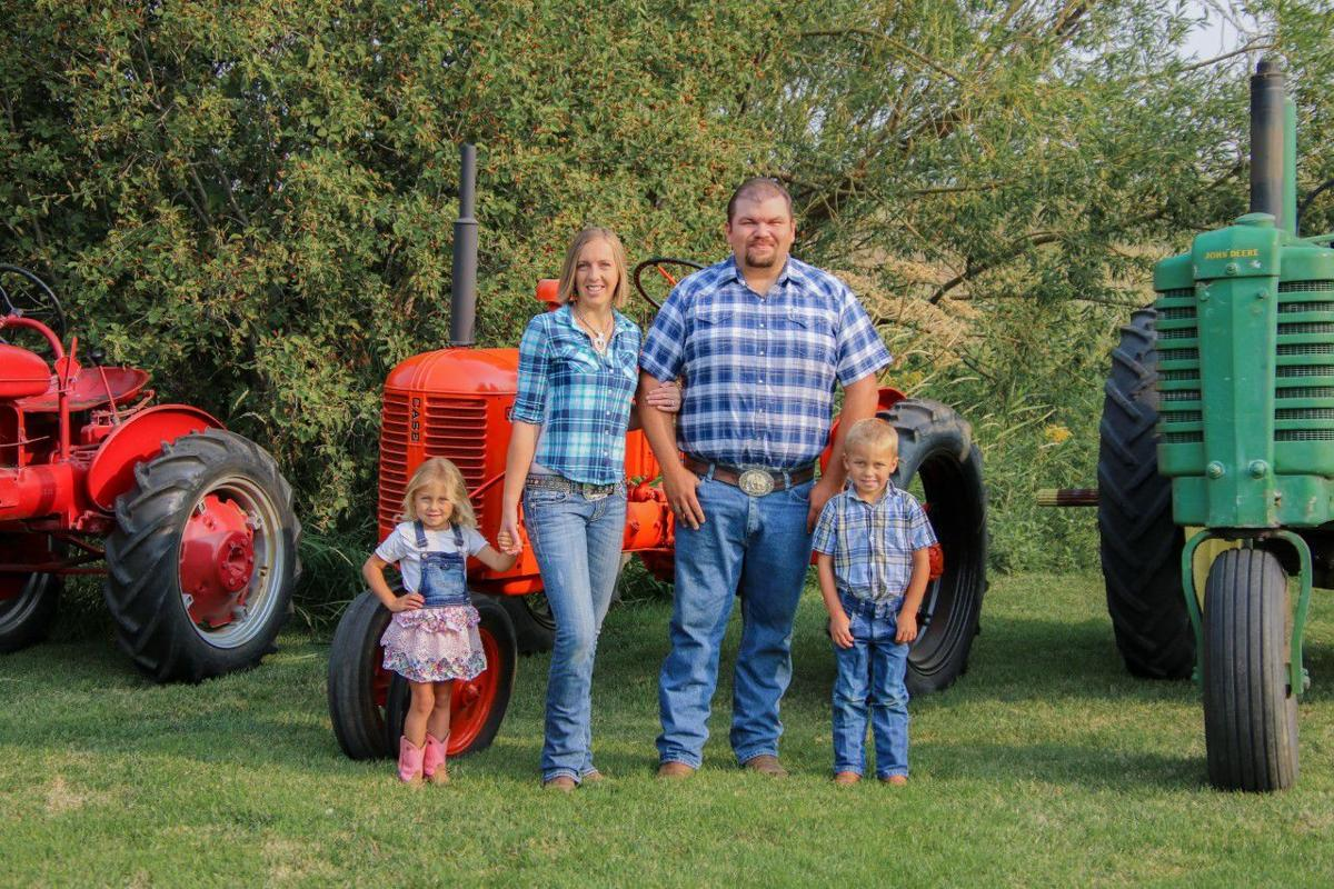 Antique tractors sought for upcoming Fremont County Fair