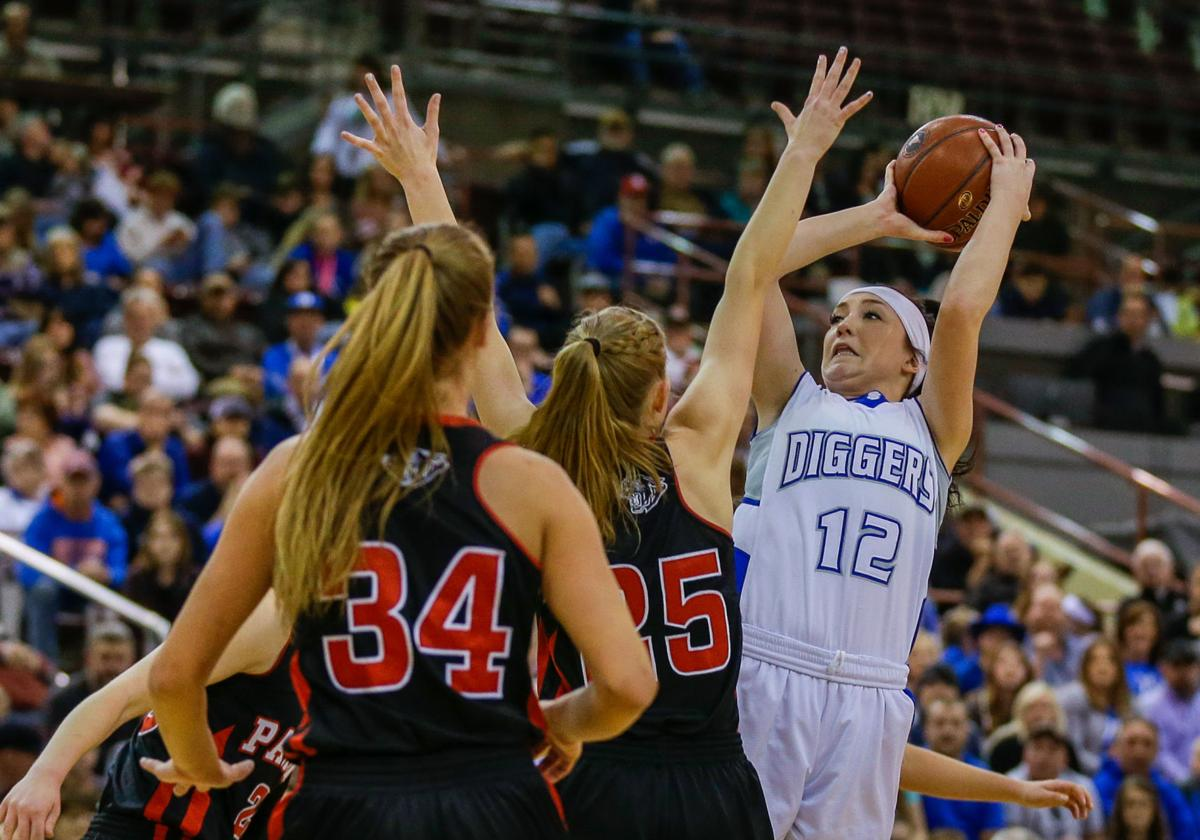 Sugar-Salem girls basketball gets sweet repeat with 3A state title win over Parma