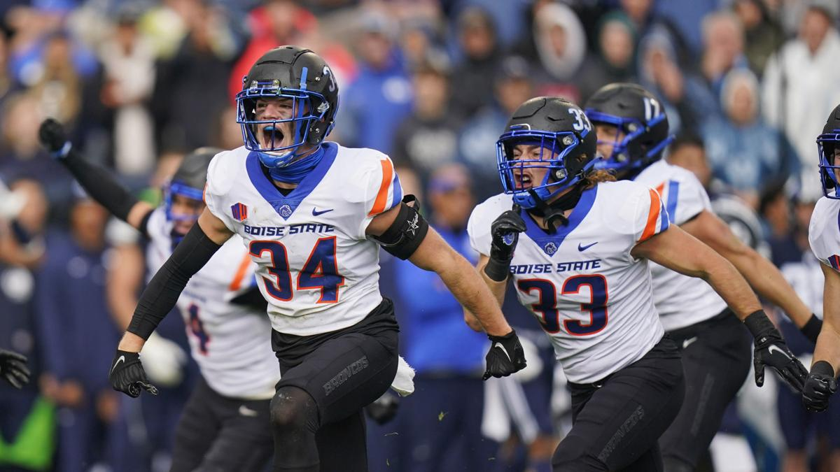 PAYBACK IN PROVO: Boise State upsets No. 10 BYU for first top 10 road win since 2001