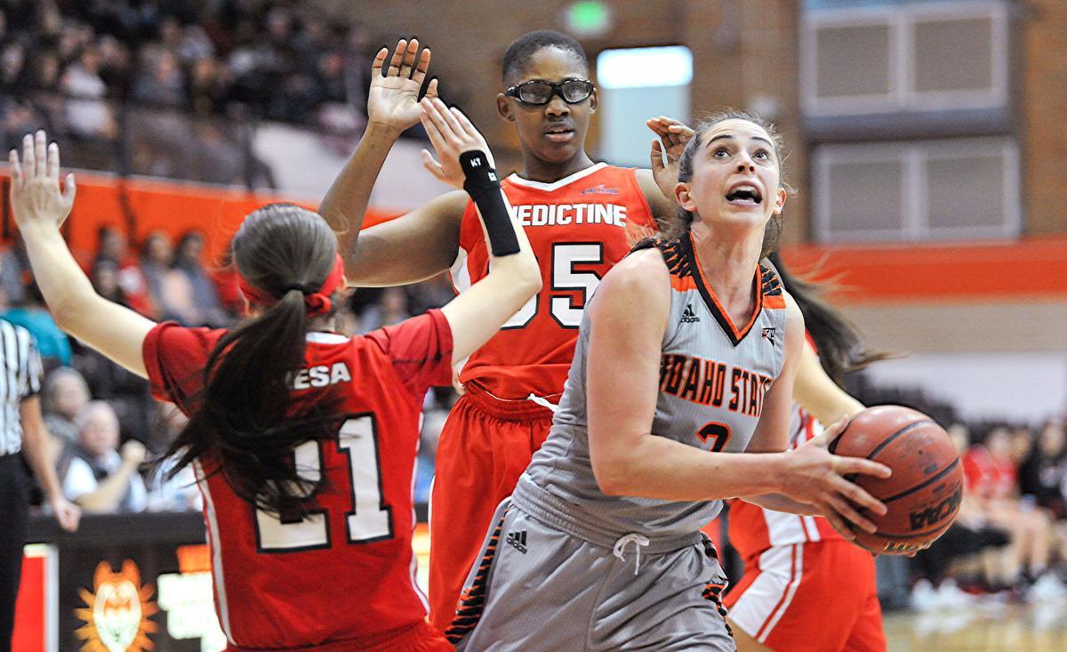 ISU Women's Basketball: Bengals find footing in 88-51 win over Benedictine-Mesa