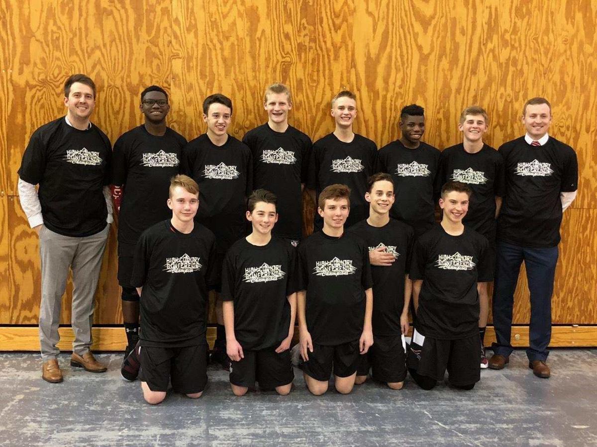 Hillcrest freshman basketball