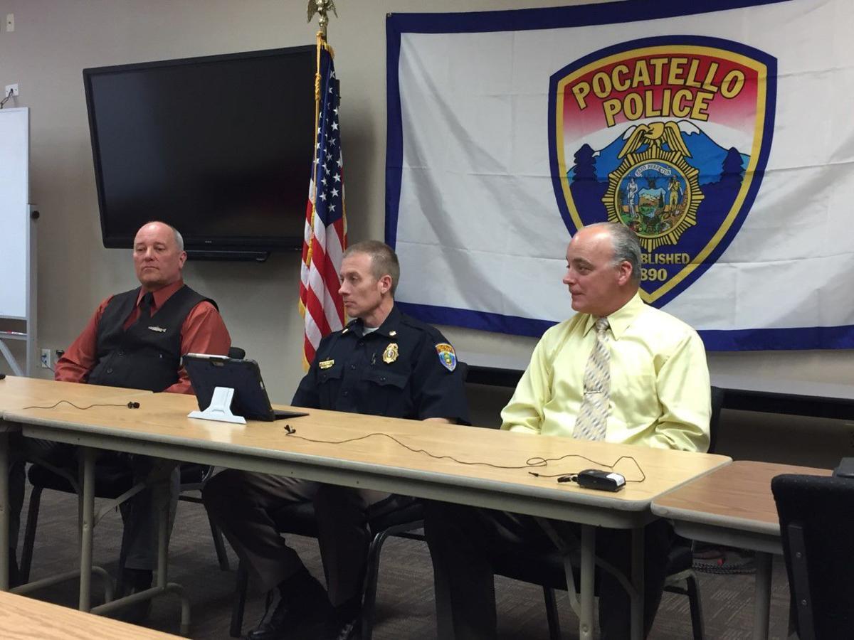 Pocatello murder press conference
