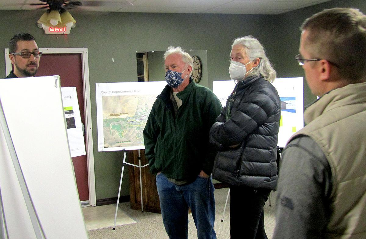 Water project open house draws just 2 residents