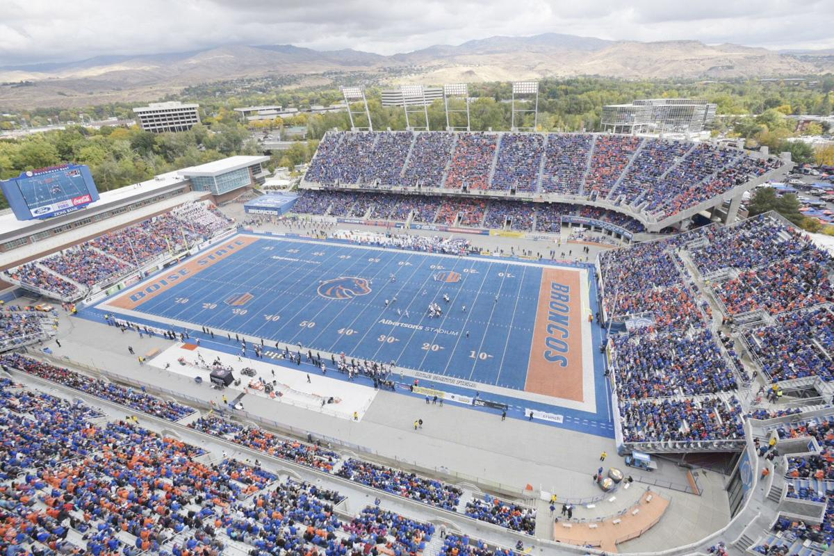 After nearly 650 days, Boise State set to welcome full crowd back for home opener