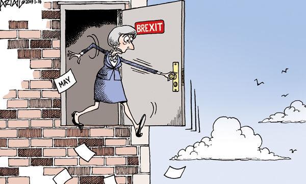 Brexit through the side door