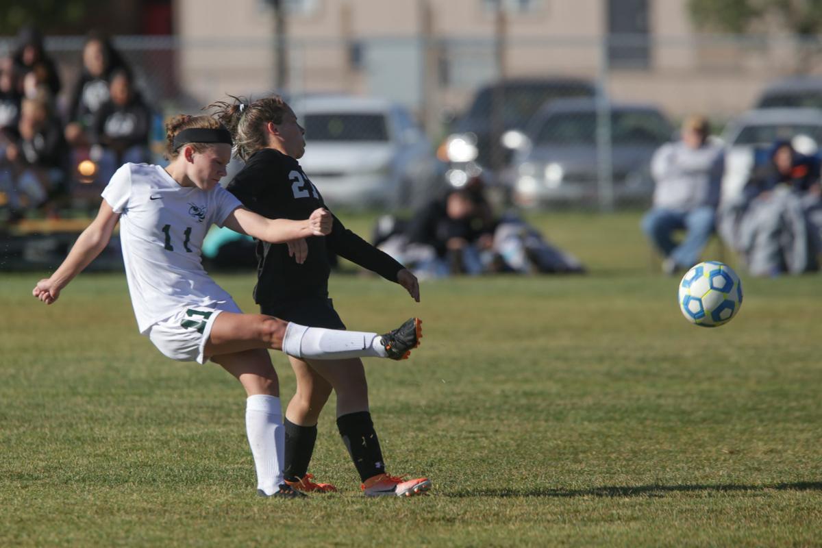 Bonneville vs Hillcrest girls soccer