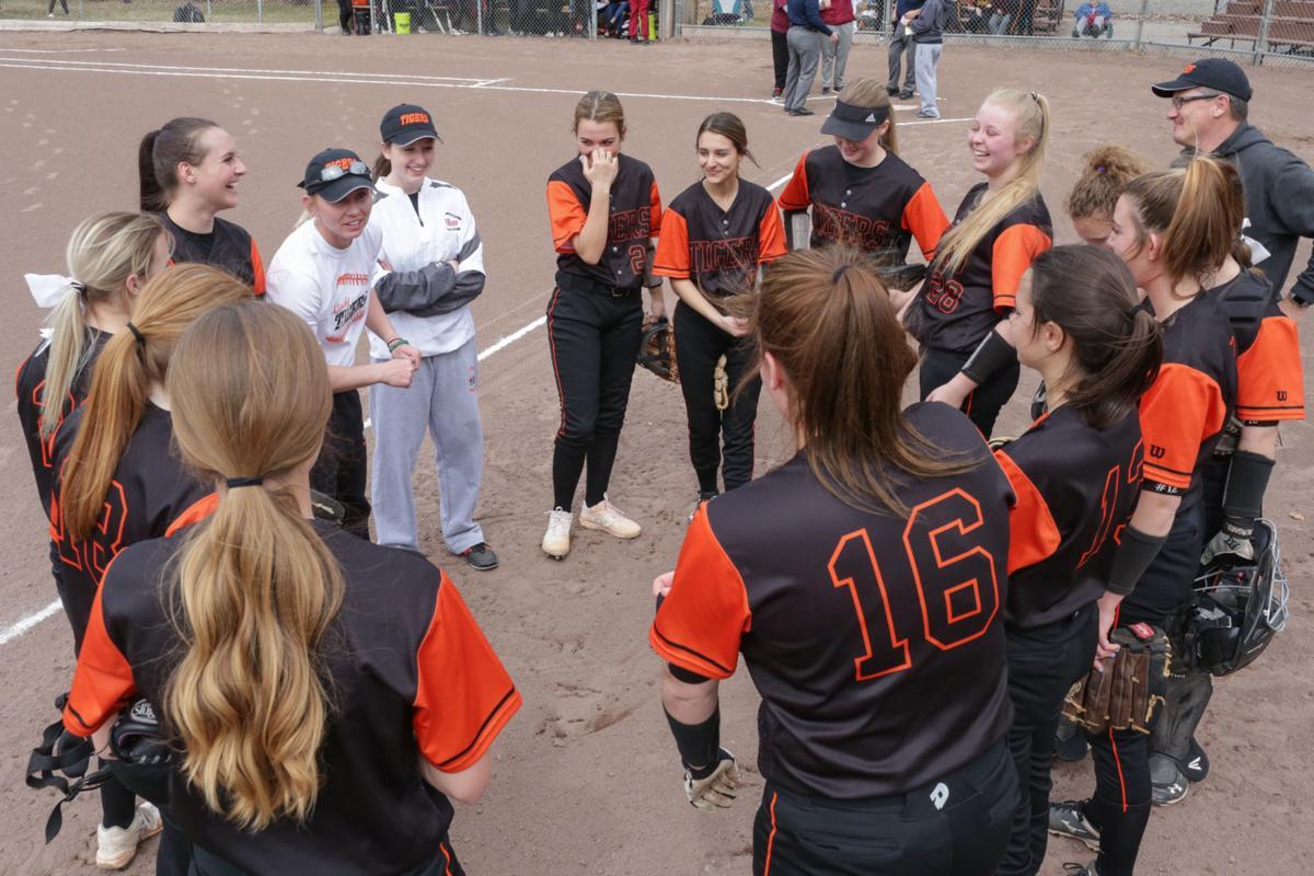softball Idaho Falls vs Rigby