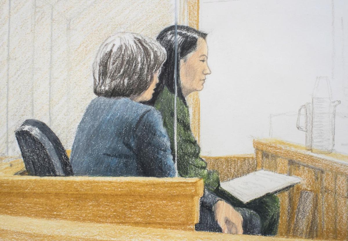 China pressures US, Canada ahead of Huawei hearing