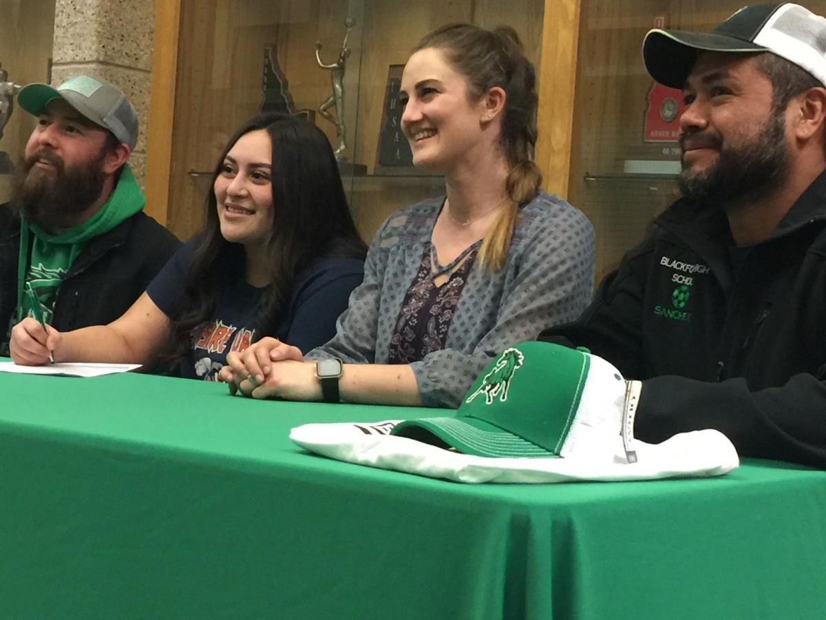 Blackfoot's Kenzie Galvin signs with Treasure Valley Community College