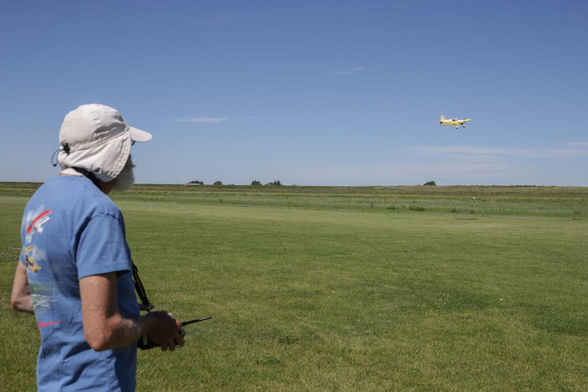 Desert Eagles Model Airplane Flying Club