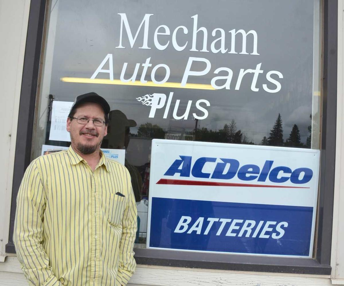 Mecham Auto Parts open for service