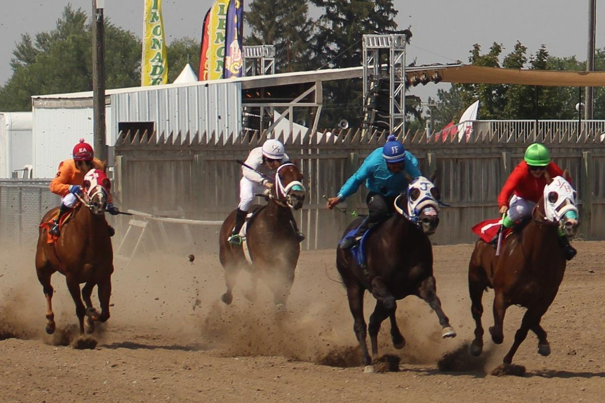 Racing wraps up at EISF
