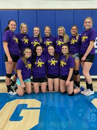 VOLLEYBALL: How Sugar-Salem rallied around the death of Kim Copley, a dedicated teacher and faithful supporter