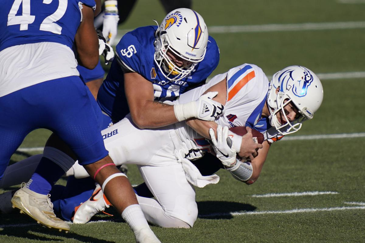 Boise State has rare year with no team conference championships
