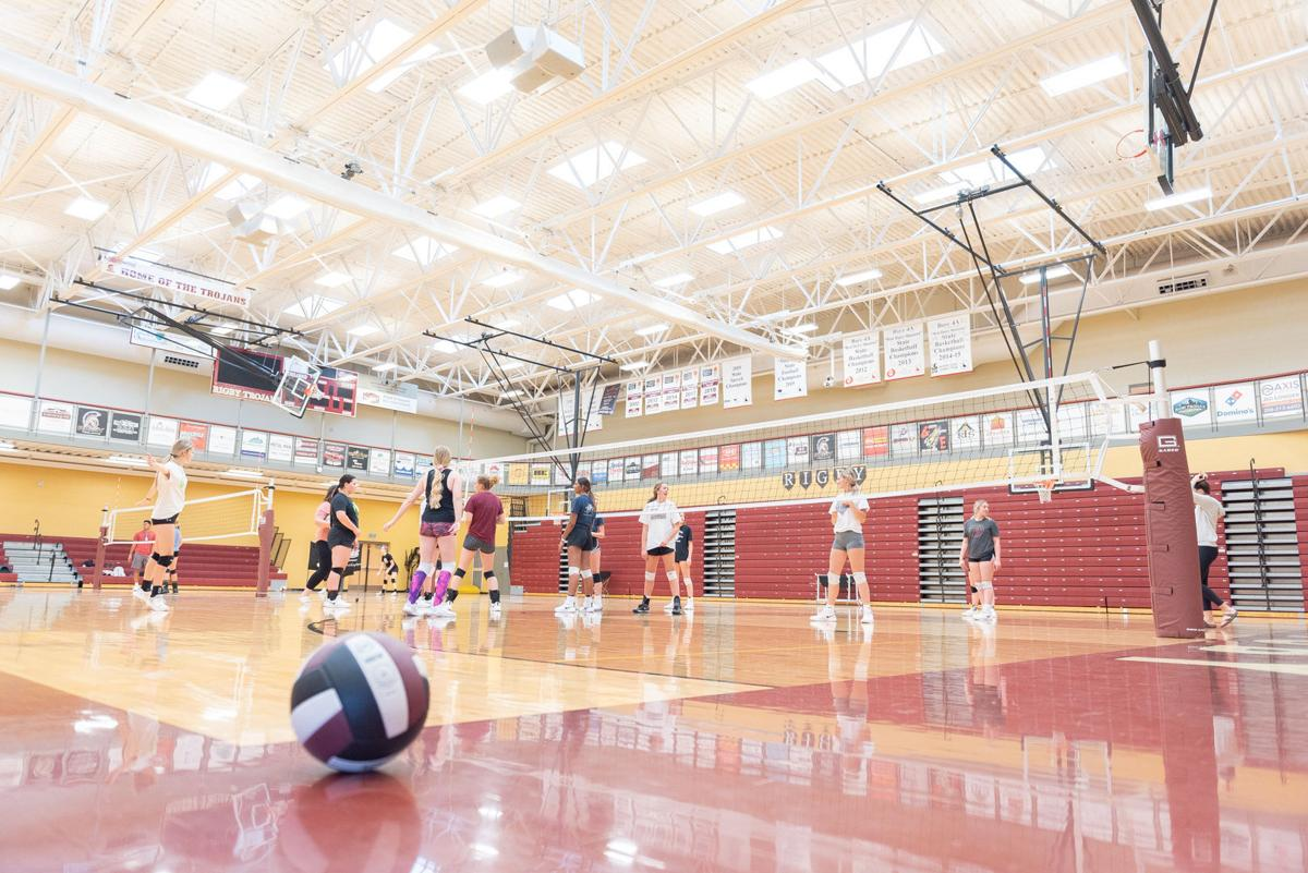 Rigby Varsity Volleyball round-up