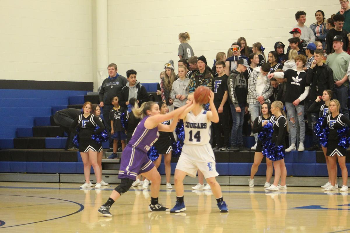 Lady Cougars take care of North Fremont