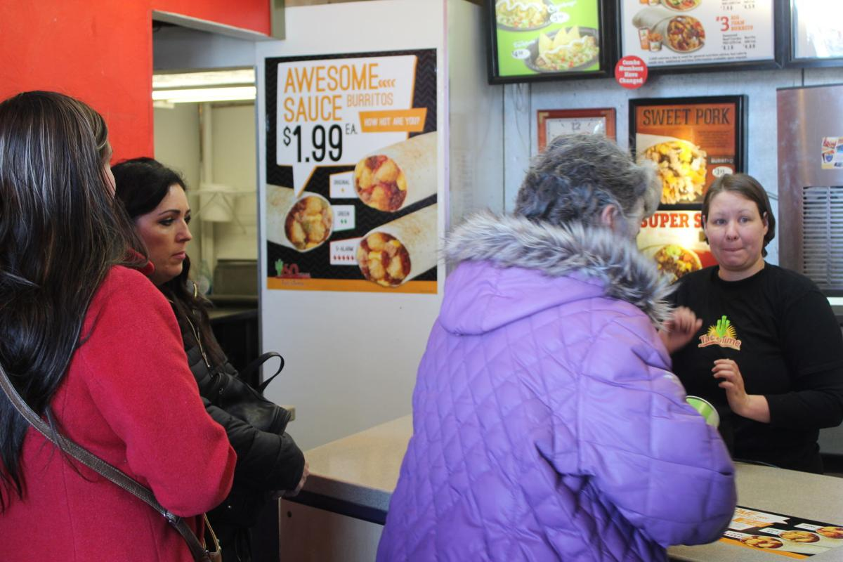 Taco Time reopens in Blackfoot