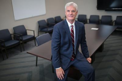 'You represent the whole body': Pro Tem Brent Hill reflects on career
