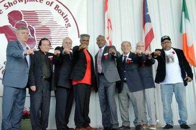Hall of Fame Boxing