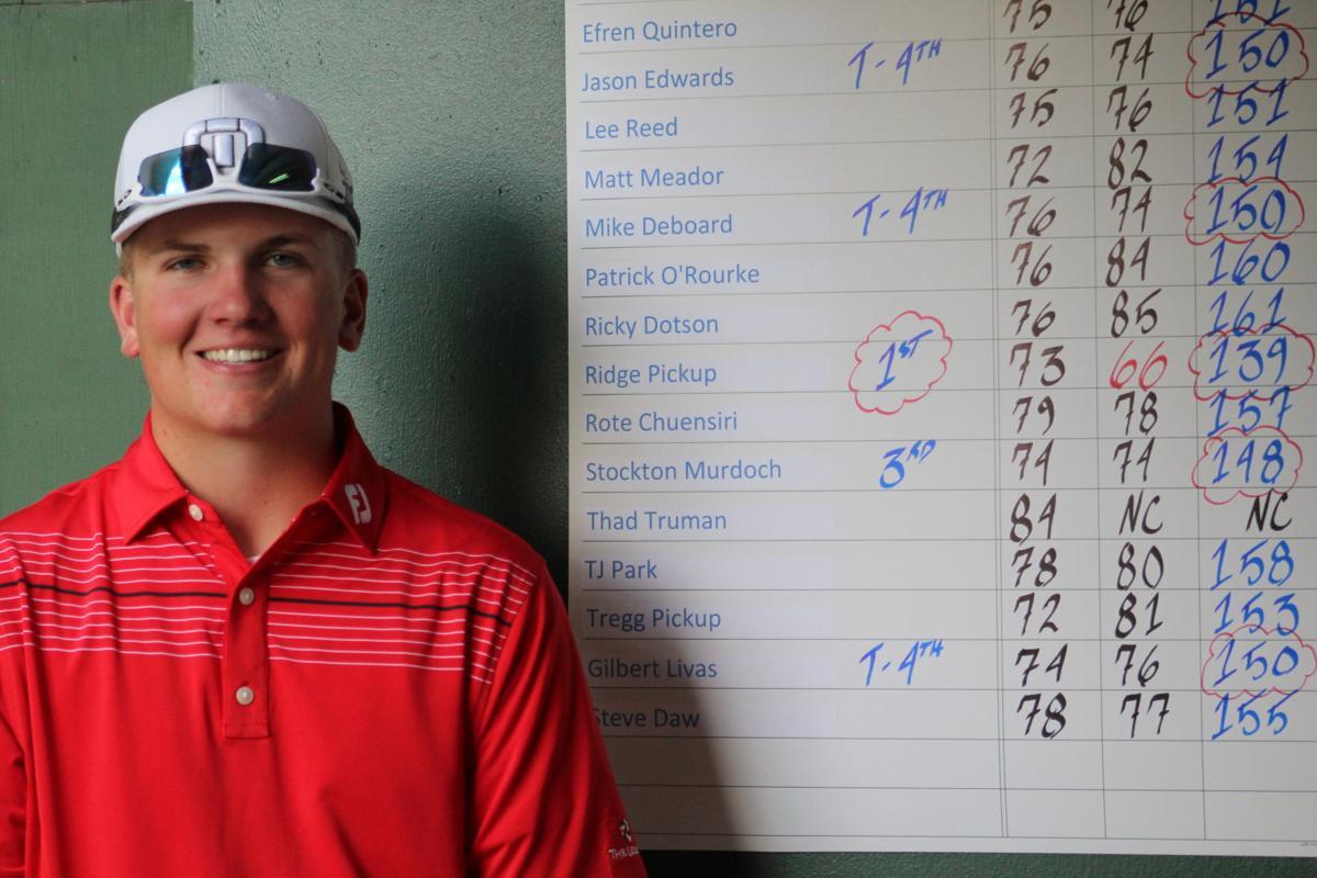Youth Rules Von Elm Golf Tournament