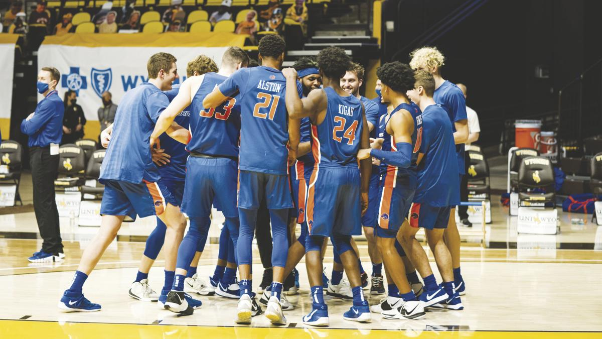 National buzz slowly starting to build for 13-1 Boise State basketball team