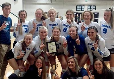Sugar-Salem wins Bonneville Classic volleyball tournament