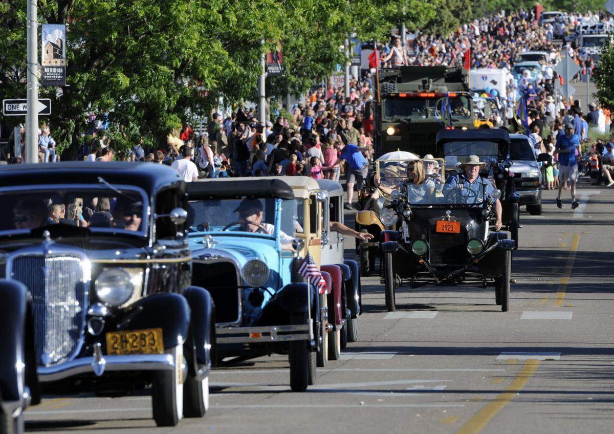 Meridian's Dairy Days celebrates 90 years