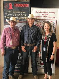 Results from the National High School Finals Rodeo