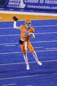 Boise State's Bachmeier 'feeling good' after testing positive for COVID-19