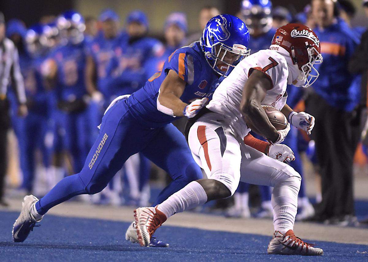 Boise State vs Fresno State Football