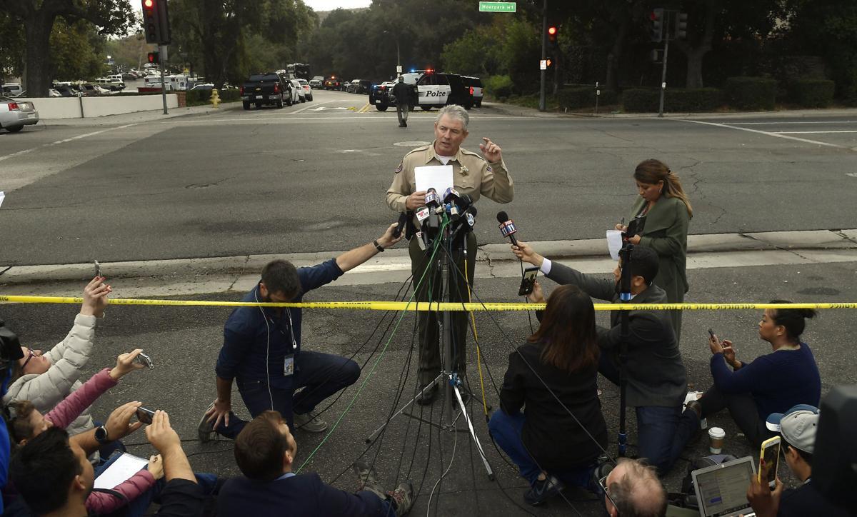 California Bar Shooting
