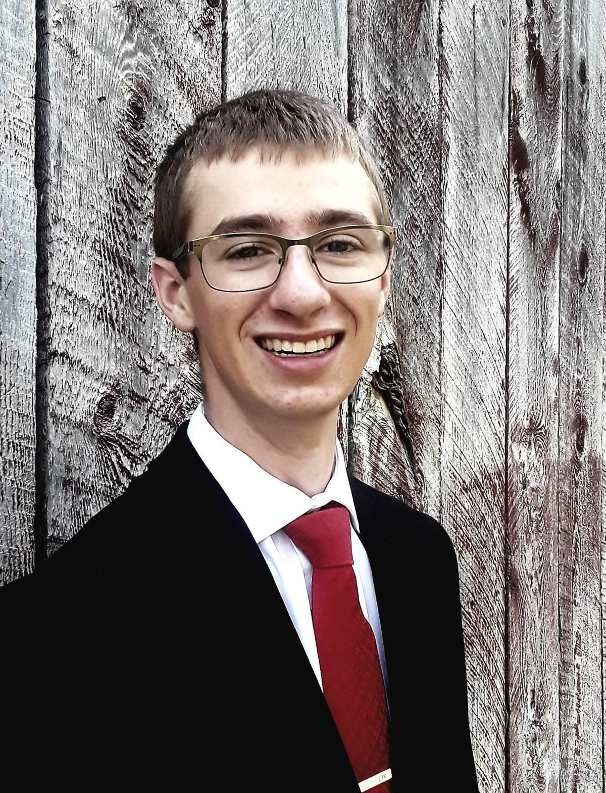 Ames called to serve in Columbia mission